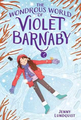 The Wondrous World of Violet Barnaby Book blast & $100 giveaway