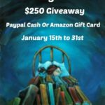 Dreaming of Books $250 Giveaway