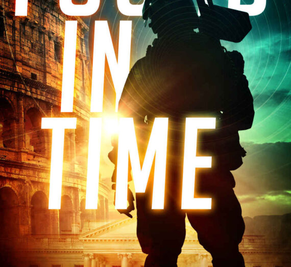 Found in Time a  time travel novel by J.K. Kelly a Book Review