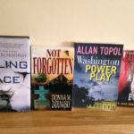 Thriller/Murder,Mystery Book Giveaway 4 Great Books!!