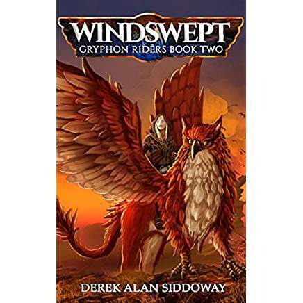 Windswept Gryphon Riders Book Two