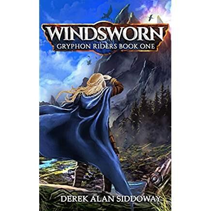 Windsworn  Gryphon Riders Book One