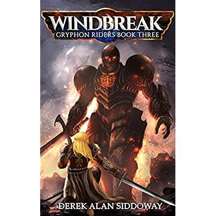 Windbreak Gryphon Riders Book three