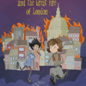 Ellie Sparrow and the Great fire of London