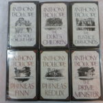 New editions of the six Palliser novels