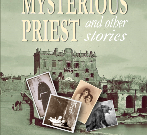 The Incident of the Mysterious Priest  and Other stories