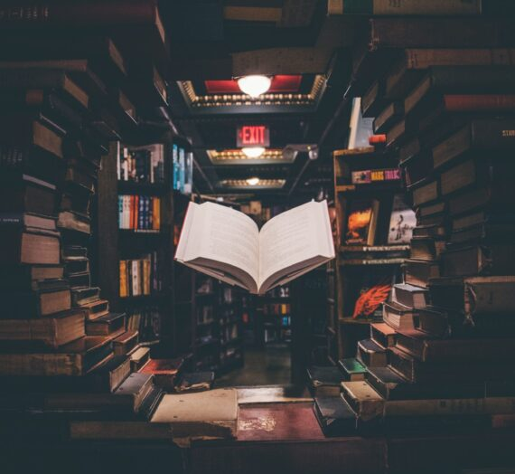 Make Your CV Stand Out , Use Your Passion for Books