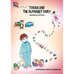 Toean and the alphabet fairy by Nadishka Aloysius