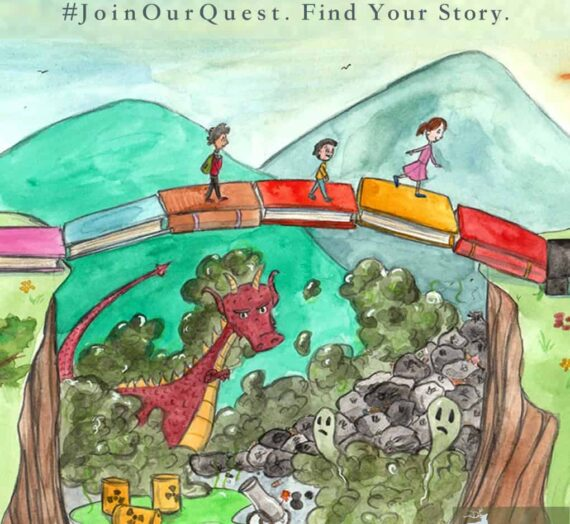 Join Our Quest! Find your story! The Uncommon Quest