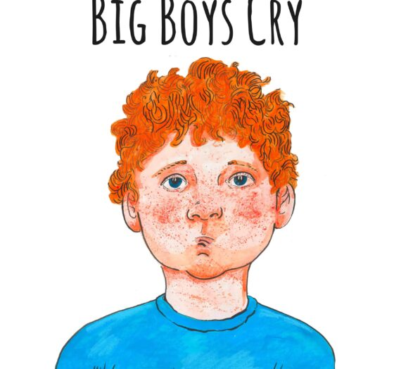 Big Boys Cry by Charlotte Moncrieff