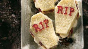RIP Coffin Sandwiches