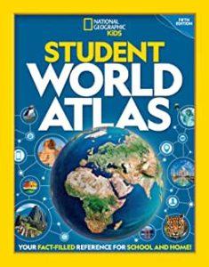 National Geographic children's atlas