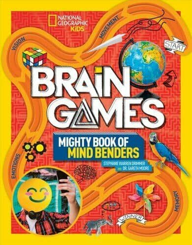 Brain Games Mighty Book of Mine Benders