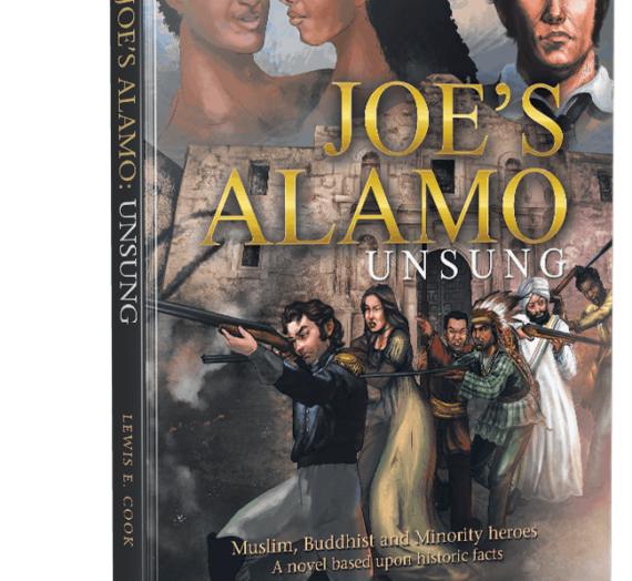 Joe's Alamo Unsung by Lewis E. Cook