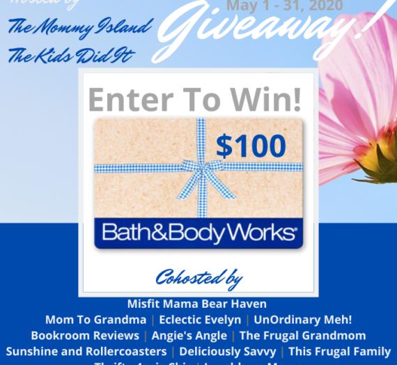 Bath & Body Works $100 Giveaway