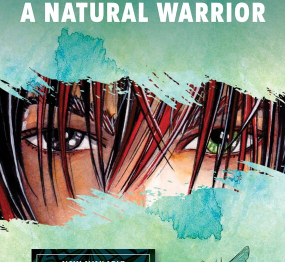 CHENDELL: A Natural Hero Virtual Book Tour!