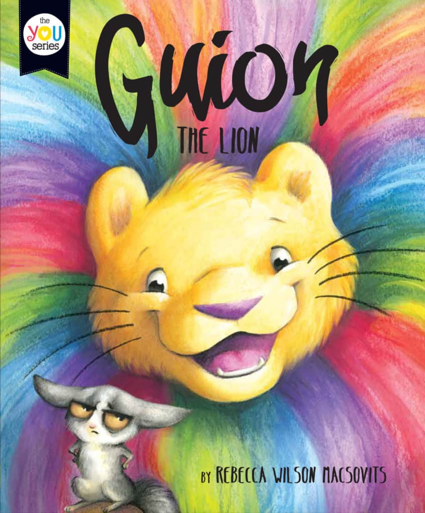 Guion the Lion