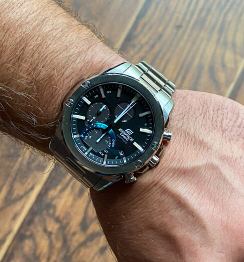 Casio Edifice Watch Giveaway!