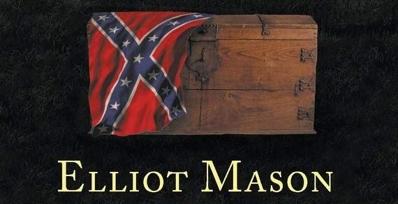 The Arlington Orders by author Elliot Mason- Confederate Gold