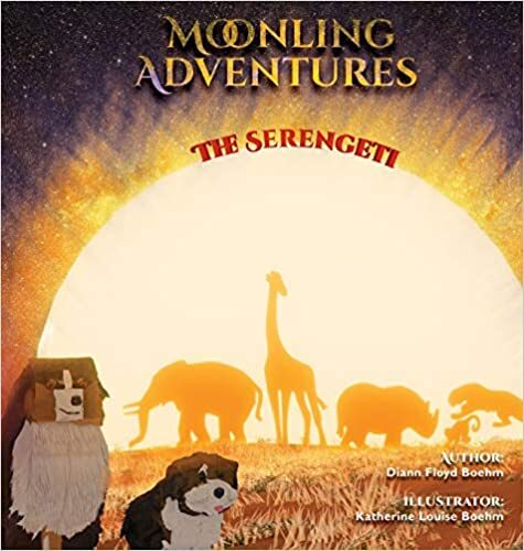 Moonling Adventures – The Serengeti