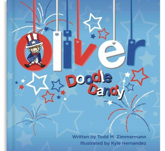 Oliver Doodle Dandy-A celebration of America