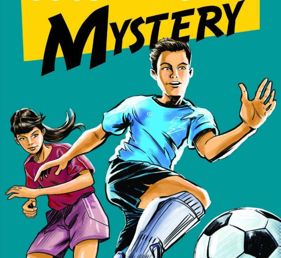 Soccer Trophy Mystery by Fred Bowen