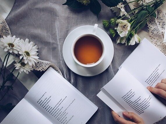 Reconnecting with Reading – Taking Time Out for Yourself